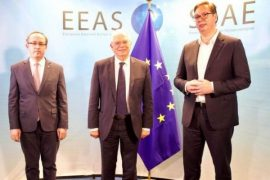Kosovo and Serbia Discussed Missing Persons and Economic Issues in EU-Facilitated Dialogue