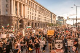 """US Embassy in Sofia Supports Citizen Protests Against """"State Capture"""" and Mafia Governance"""