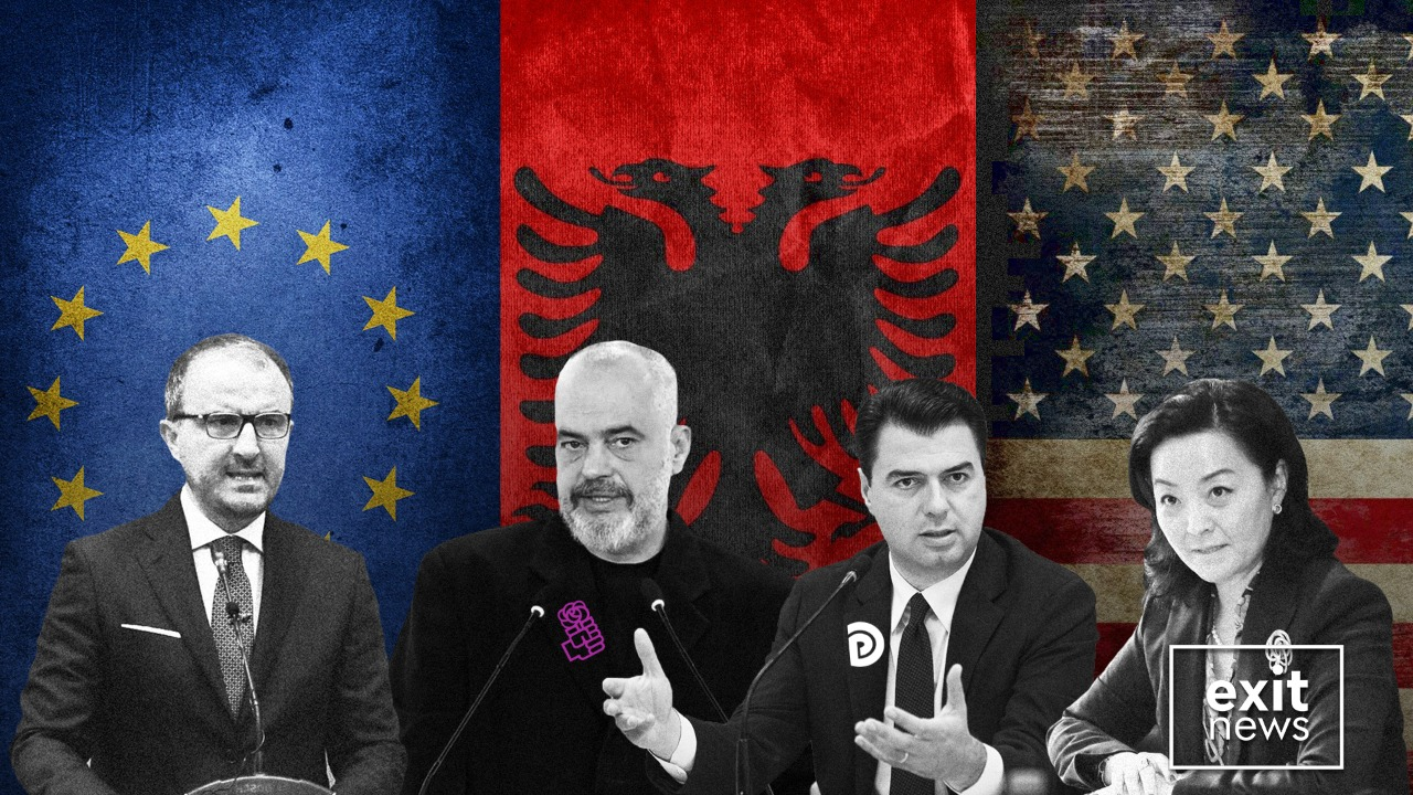 Internationals Urge Albanian Parties to Sit in Talks Following Majority Changes in Constitution