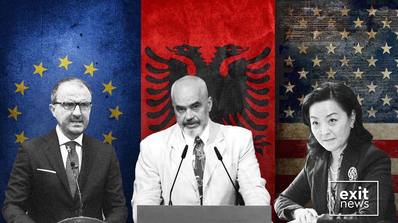 EU, US Urge Albania to Form Functional Constitutional Court
