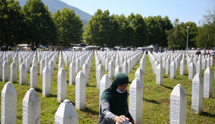 Montenegrin Minister of Human Rights Faces Dismissal over Comments Questioning Srebrenica Genocide