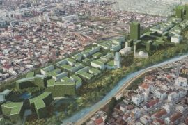 New Neighbourhood to Be Constructed by Lana River