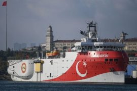 Turkey's Drilling Operations in Mediterranean Incite Calls for EU Sanctions