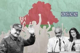 Baltic States Ban Belarusian President and Officials from Entry