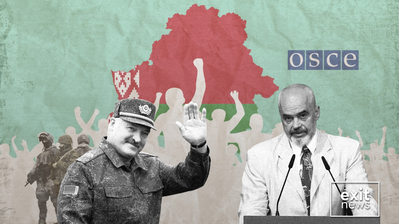 OSCE Chair Rama to Belarus' Lukashenko: Please, Give Dialogue a Chance