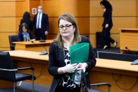Vetting Dismisses Administrative Appeals Judge Kondi
