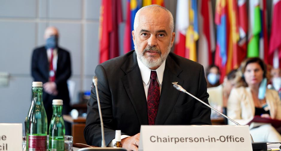 Albanian Prime Minister Edi Rama on Two-Day Lobbying Visit to Germany