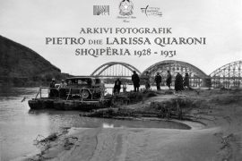 Photos of Albania in the 1920s and 1930s on Display in Fier