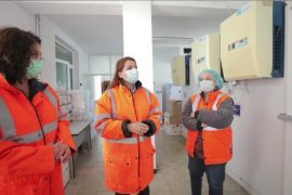 Albania Begins Preparing for Early Flu Vaccination as Part of Coronavirus Management Plan