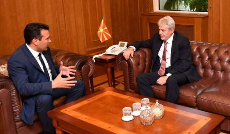 Macedonian Parties Agree to Form New Government