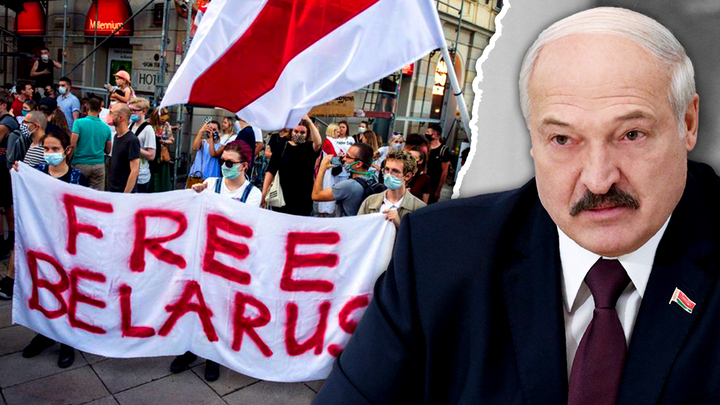 Venice Commission President Calls for Release of Protestors in Belarus
