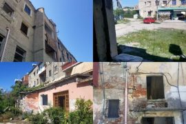 Albanians in Homes Damaged by Earthquake at Risk of Being Left Homeless Due to No Reconstruction Plans
