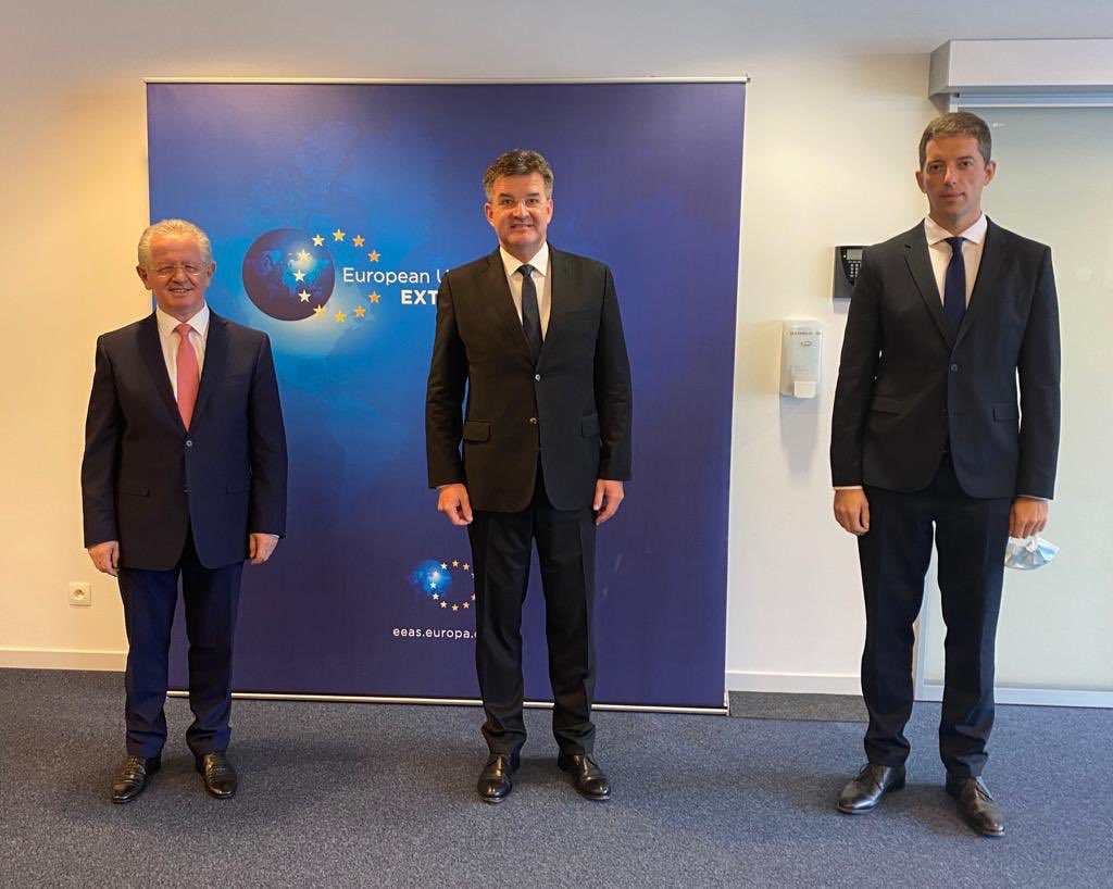 Kosovo-Serbia Brussels Dialogue Scheduled for Thursday, RFE Reports