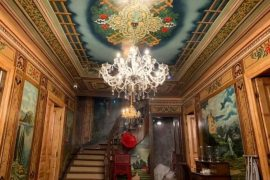 Stately Home in Korce Restored to Former Glory