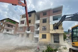 Turkish Company Starts Construction of 524 Apartments in Lac for Families Impacted by Earthquake
