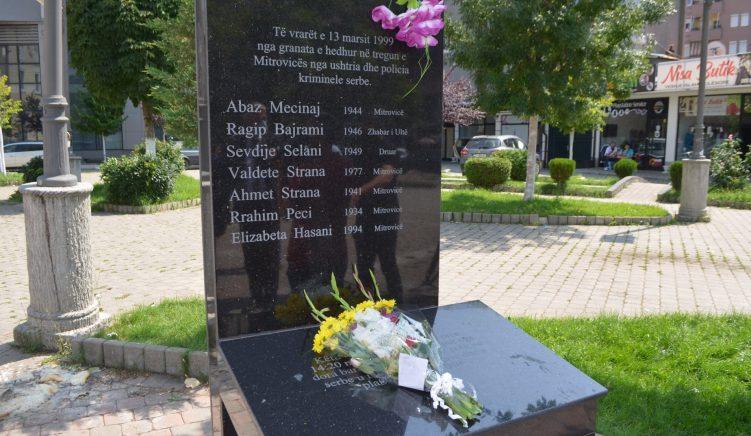 Kosovo Municipality Adds Name of Roma Child to Massacre Memorial