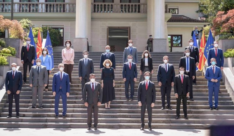 Macedonian Parliament Approves Second Zaev Government