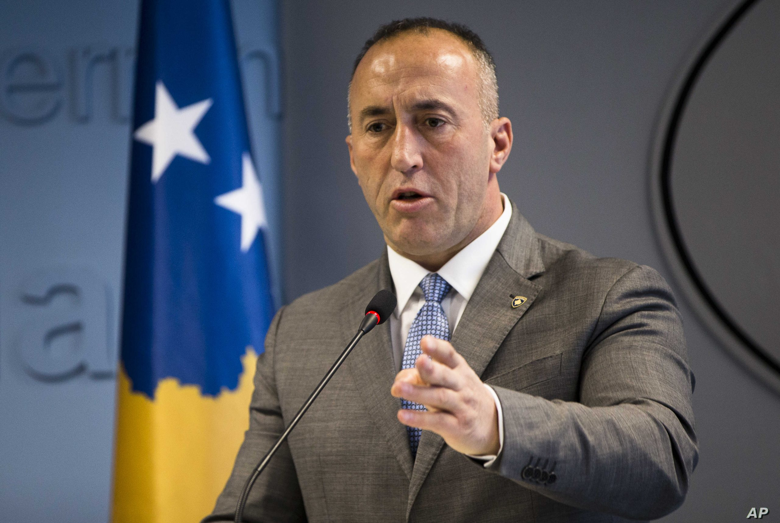 Haradinaj's Statement on Great Albania Sparks Harsh Reactions from Serbia