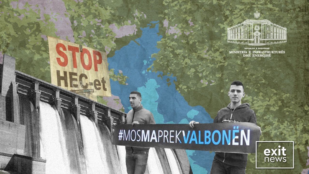 WWF: Hydropower Plants in Valbona are Massacring Community and Driving Mass Emigration