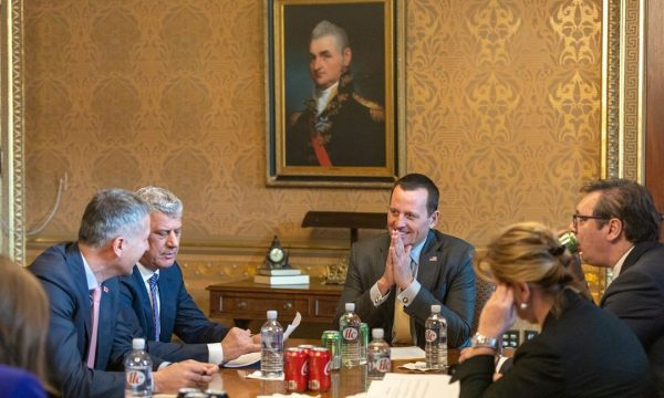Kosovo, Serbia Leaders Confirm White House Meeting