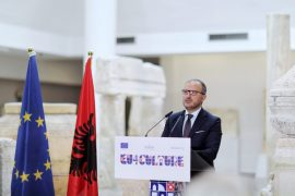 EU and UNOPS Launches Project to Rehabilitate Albanian Cultural Sites Damaged During Earthquake