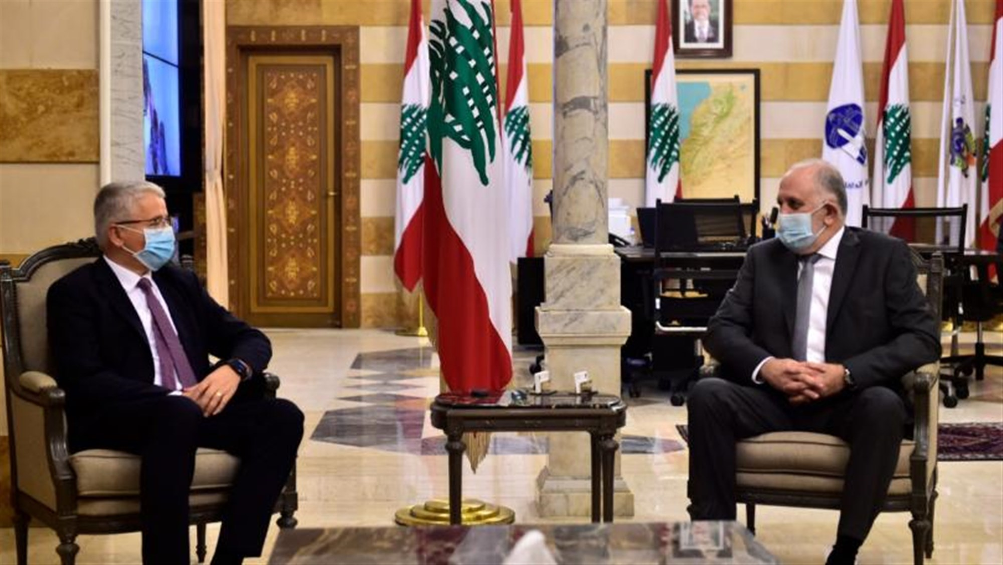 Minister of Interior Lobbying Lebanon for Help to Rescue Albanians Stuck in Syria Camp