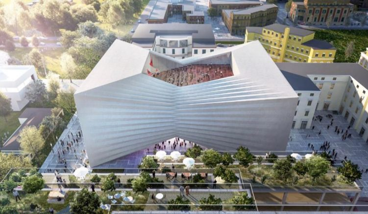 Public Procurement Commission Refuses to Consider Complaint of Companies who Bid for National Theatre Design Tender