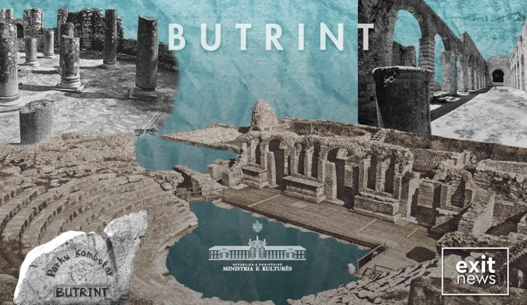 The Ancient City of Butrint to be Managed by a Non-Public Entity