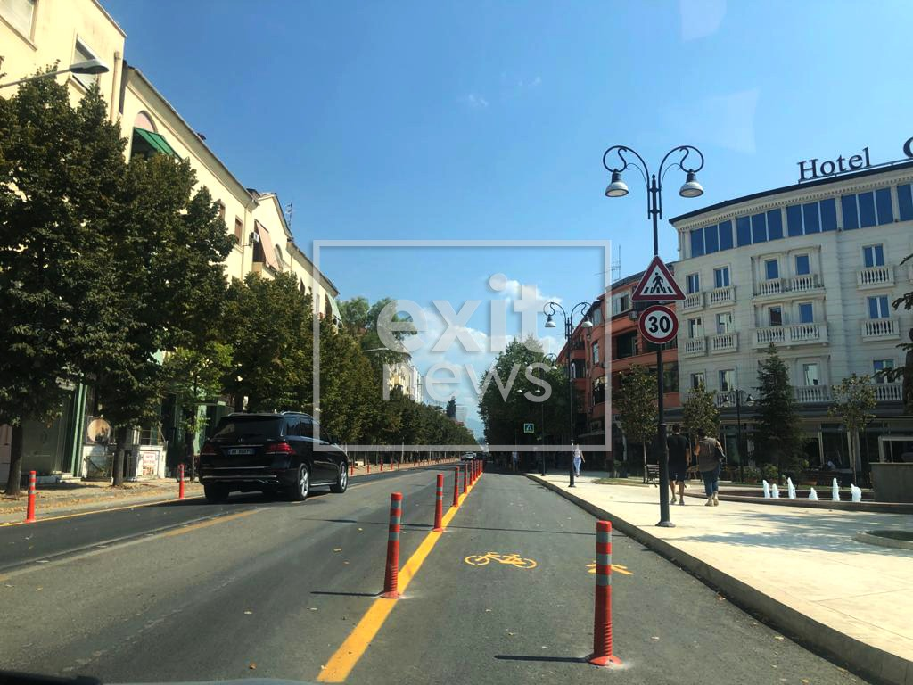 Changes to Rruga e Durresit Exacerbate Traffic Chaos in Tirana