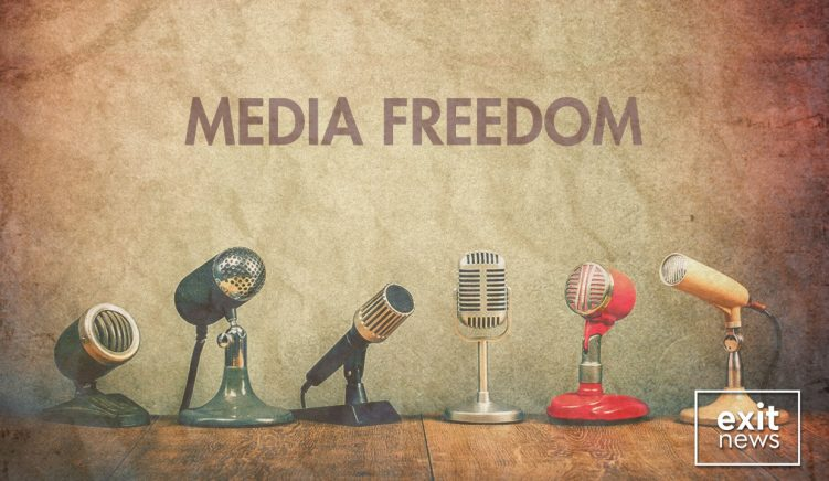 Cukali: Politicians Pressured Media into Not Joining Self-Regulation Platform 'Ethical Media Alliance Self-Regulation'