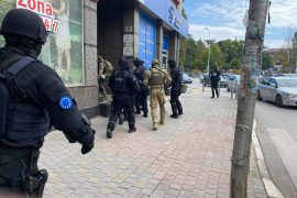 EULEX Police Storm HQ of Kosovo Liberation Army War Veterans Association