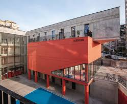 Tirana Architecture Firm Wins International Prize for Primary School Project