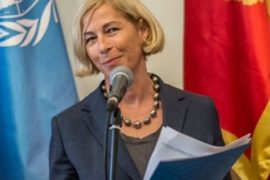 New United Nations Resident Coordinator Appointed in Albania