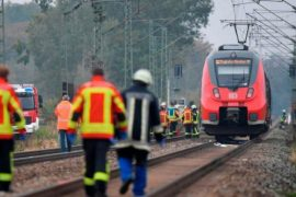 Kosovo Teenage Brothers Fatally Hit By Train in Germany