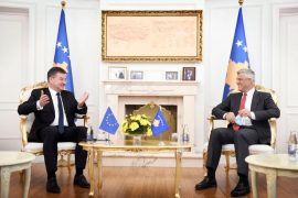 Time for the Mutual Recognition to Be on Kosovo-Serbia Dialogue Table, Thaci Says