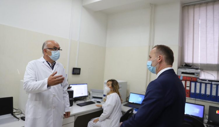 Kosovo will Triple the Number of PCR Tests