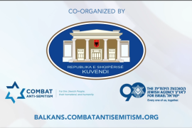Albanian Government Proposes Resolution to Fight Anti-Semitism