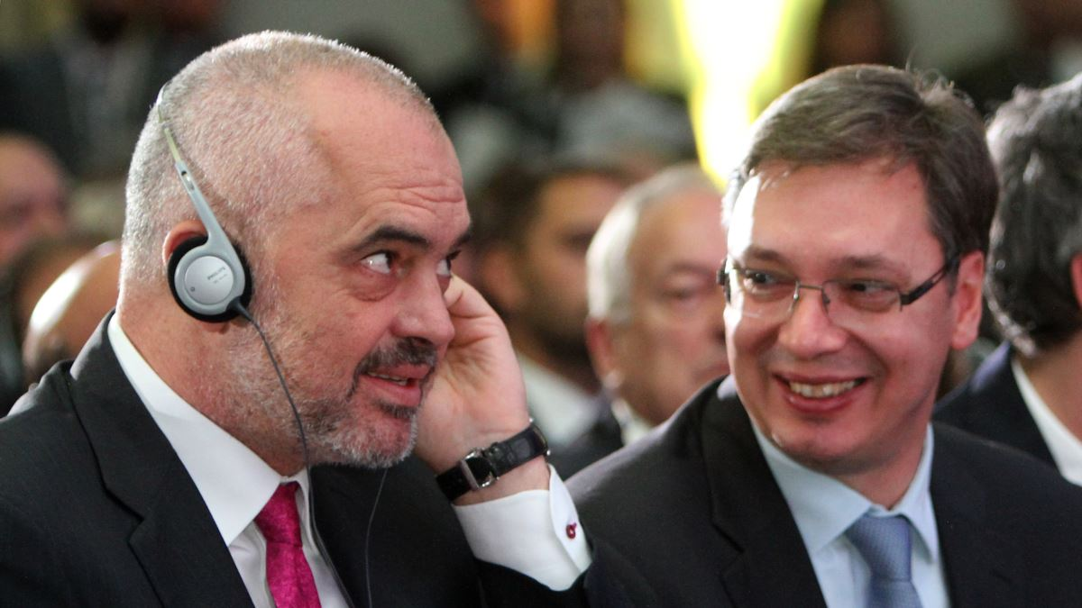 Serbian Government Doubles Down on Ethnic Slurs against Albanians after  Call for Unification of Balkan Serbs - Exit - Explaining Albania