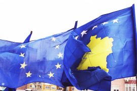 EU Expects Kosovo Institutions To Be Formed Soon