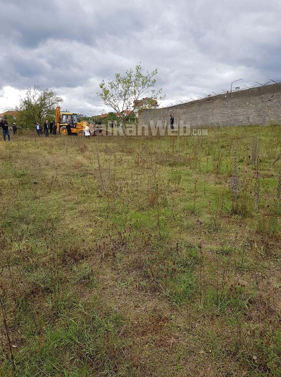 Excavations Start at Burrel Prison, Searching for Remains of Victims of Communism