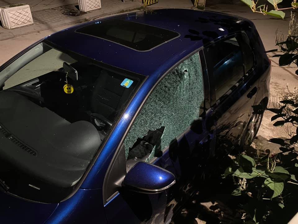 Kosovo Journalist's Car Hit by Bullets