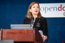 U.S. Assistant Secretary for Education and Culture Visits Albania