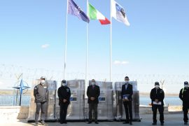 NATO Donates 60 Ventilators to Albania to Fight COVID-19