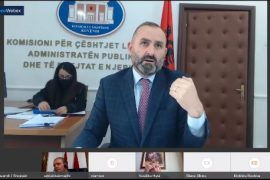 Albanian Parliament Moves Ahead with Changes to Electoral Code