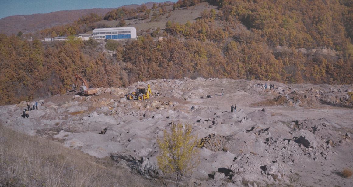 Aerial Images Key To Finding Human Remains in Serbia