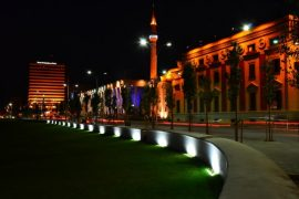 Albania Goes into Lockdown from 10 p.m. to 6 a.m