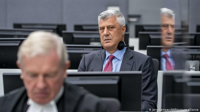 Hashim Thaci Pleads Not Guilty to All War Crimes Charges
