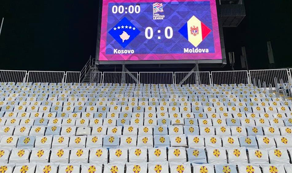 Kosovo Stadium Gives Voice to Victims of Wartime Sexual Violence