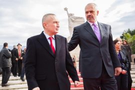 Albania's Leaders Support Kosovo's President After Indicted On War Crimes