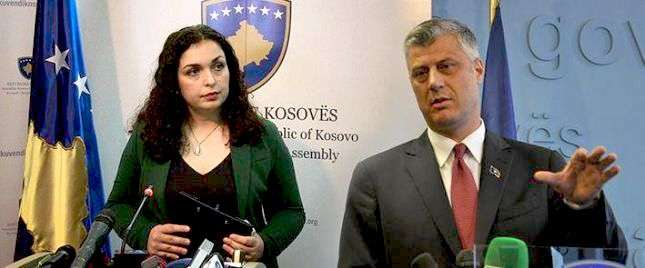 Kosovo Acting President Dismisses Four Consuls General